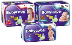Free Nappy Sample for You