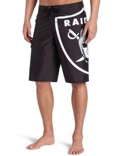 Amazon.com: Quiksilver Men's Raiders Nfl Boardshort: Clothing