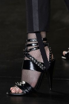 Saint Laurent. See all the best accessories from Paris fashion week.