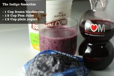 Find a smoothie I can recreate and enjoy.