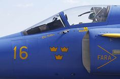 Viggen A37, Bunge Gotland, photo: Keith Samuelson