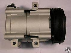 nice AC Compressor For Ford F-Series F53 Lobo (1yr Warr) R 57167 - For Sale