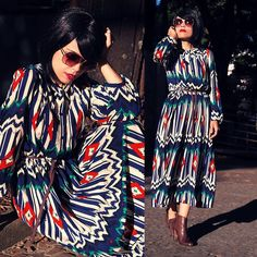Choies Bohemian Dress
