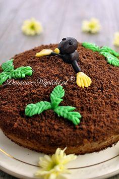 Przepis na tort kopiec kreta. Przepis z pewnością godny polecenia. Jest nieskomplikowany i jak na tort dość szybki do przygotowania....