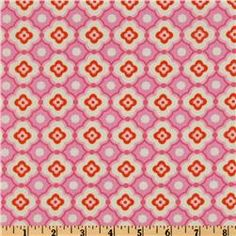 Love this pattern and the colors