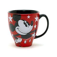 Disney Micky Maus - Skizzen-Becher