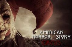 'American Horror Story' Season 4 is going to be quite the freak show. Show creator Ryan Murphy announced that the highly anticipated carnival themed season has officially been named 'Freak Show'. American Horror Story Circus, American Horror Story Seasons, Creepy Clown, Creepy Art, Creepy Stuff, Creepy Circus, Scary Things, Circus Clown, Creepy Dolls
