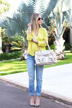Look – Amarelo