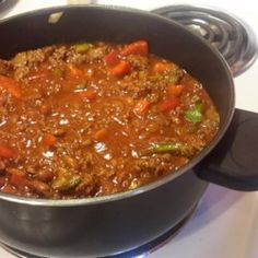 Meaty Thick Man Chili - Allrecipes.com