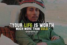 Bob Marley & Love on