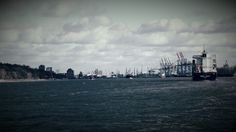 Hafen Hamburg Elbe #galaxycam