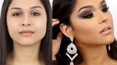 ♡ Arabian Artistic Inspired & Perfect Skin ♡ Make Up Look by Melissa Sam...