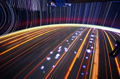 Astronaut captures dazzle of space with long exposure photographs - Holy Kaw!