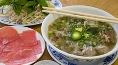 A bowl of pho, a Vietnamese soup. (Linda Ching/LPI)    Since the 1970s, the vibrant community of New Orleans East has been home to what some say is the densest concentration of Vietnamese people outside Vietnam.