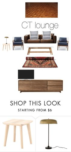 """""""CT lounge"""" by aneke-1 on Polyvore featuring interior, interiors, interior design, home, home decor, interior decorating and West Elm"""