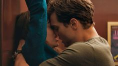 """""""Fifty Shades of Grey"""" sizzled at the box office, setting new records for the highest grossing Presidents Day Weekend opener of all time and ranking among the biggest R-rated debuts in history. The erotic drama performed like a comic book movie, albeit one with much naughtier costumes, picking up $81.7 million from 3,646 locations over"""