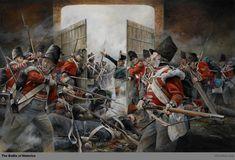 The Battle of Waterloo www.WOoArts.com