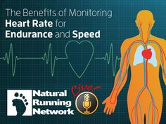 The Benefits of Monitoring Heart Rate for Endurance and Speed 08/29 by The Natural Running Network Live | Sports Podcasts