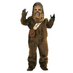 Boy's Star Wars Chewbacca Super Deluxe Costume http://www.target.com/p/boy-s-star-wars-chewbacca-super-deluxe-costume/-/A-10351346