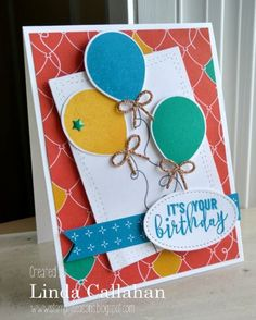 It's Your Birthday! by abbysmom2198 - Cards and Paper Crafts at Splitcoaststampers