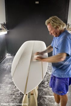 Skip Frye - shaping the tools for the slide. Longboard Design, Surf Boards, Sup Surf, Surf Shack, Longboards, Small Boats, Surfs Up, Surfers, Fine Woodworking