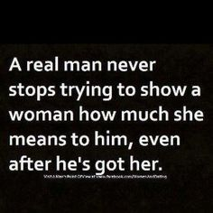 Very true, unfortunately some guys really fail at this :(