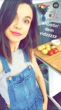 Posted by: Ingrid Nilsen Snapchat ID: ingrid.nilsen