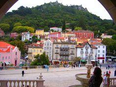 DIVAGAR SOBRE TUDO UM POUCO : Paisagem Cultural de Sintra - Património da Humanidade