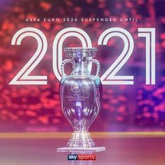 UEFA have officially decided to postpone the Euro 2020 until the summer of 2021 to allow European leagues to complete their seasons amid the coronavirus And July, Read News, Euro, Neon Signs, Social Media, Seasons, Summer, Instagram, Scotland