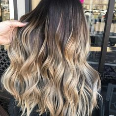 Ombre goals ✨ @kenraprofessional #licensedtocreate
