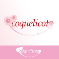 Hapioさんの提案 - 「coquelicot」のロゴ作成 | クラウドソーシング「ランサーズ」