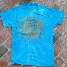 SUBLIME Tie Dye t shirt Mens M                       by NOSking, $15.00