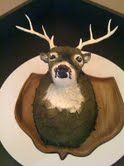 A hunter in your life?  This deer cake is the best. . . number of points can be changed to suit his hunting record. Cakes by Graham     More Than Just Icing On The Cake
