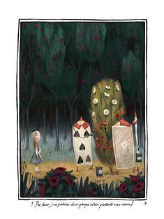 Julia Sarda Illustrations... In love.