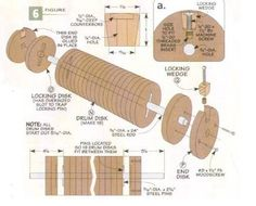 Building Thickness sander - Drum Question - by wildbill001 @ LumberJocks.com ~ woodworking community