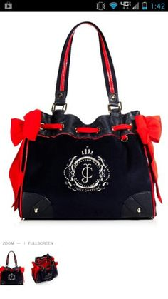 The purse I'm getting(((: mmm Juicy Couture <3