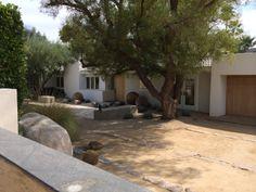 Palm Springs Frontyard