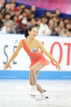 Mao Asada (JPN), .NOVEMBER 23, 2012 - Figure Skating : Mao Asada  of Japan…