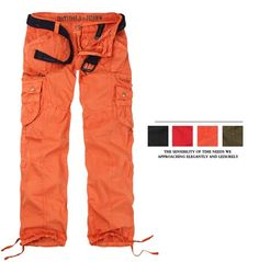 Women Clothing Women's Cargo Pants Multi pockets Girls Harem Hip Hop Dance Pants Casual Baggy Trousers for Camping& Hiking 89075-in Pants & Capris from Apparel & Accessories on Aliexpress.com | Alibaba Group