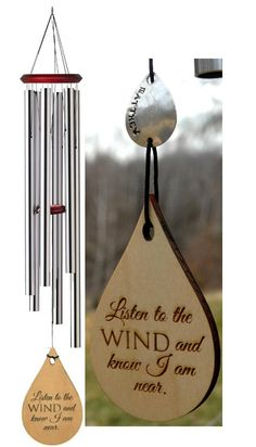 HUGE Wind Chime Complete Customization 54 inch Listen to the