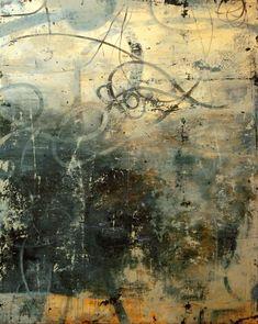 "The Moon and the Deep        2012      Acrylic on canvas      60"" x 48"""