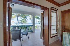 One Bedroom Lower Beachfront Suite • Belizean Shores Resort