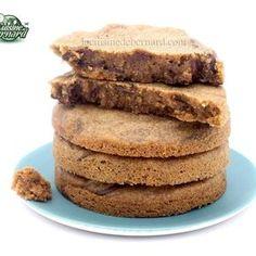 La Cuisine de Bernard : Cookies Praliné sarrasin
