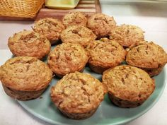 Muffin with apple and walnut Donut Muffins, Coffee Cake Muffins, Carrot Muffins, Cranberry Muffins, Bran Muffins, Chocolate Chip Muffins, Breakfast Muffins, Blue Berry Muffins, Almond Flour Muffins