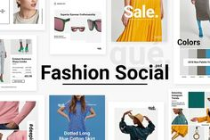 Ad: QUE - Fashion & Retail Social Media by NordWood on Meet Que - A Minimalist Fashion Social Media Design Pack Que is a minimalist and clean, highly usable, multi purpose media post pack. Social Media Template, Social Media Design, Instagram Story, Instagram Design, Instagram Square, Instagram Feed, Banner Template, Photo Library, Social Media Marketing
