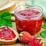 This strawberry jam recipe is for a freezer jam. It is one of the easiest jams to make. It is one of grandmothers favorites because the flavor is wonderful and it is so easy to make. Homemade Strawberry Jam Recipe from Grandmothers Kitchen. Strawberry Freezer Jam, Homemade Strawberry Jam, Strawberry Jam Recipe, Jelly Recipes, Jam Recipes, Canning Recipes, Delicious Desserts, Yummy Food, Jam And Jelly