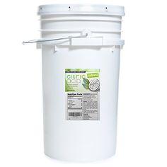 Milliard Citric Acid - 50 Pound Bulk - 100% Pure Food Gra...