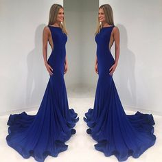 Royal Blues  #JOVANI #37592 #promdress