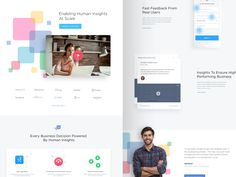 UserTesting.com Home Page by Eric Hoffman - Dribbble
