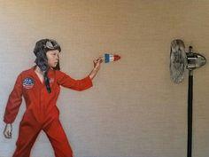 'Rocket Man' By Tara Spicer Oil on linen 76cm x 101cm $2800 Sold
